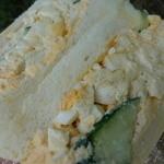 フライパン - 料理写真:サンドイッチ