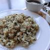 HONEST COFFE - 料理写真:高菜ピラフセット