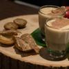 グラン シャン - 料理写真:ブランダートのタルトレット(手前) トリュフのフィナンシェ(奥) トリュフのフランとポルチーニのブルーテ(右)