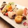 ベジマンマ ヴァードリズム - 料理写真:定番の前菜盛り合わせ
