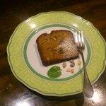 樹の花 - パウンドケーキ