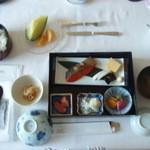 グランドプリンスホテル - 和朝食(ルームサービス)