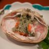 大衆割烹 善甚 - 料理写真:セイコ蟹の内子のアップ