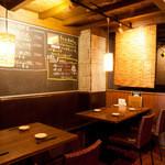 TM2 - ソムリエが勧めるワインと京都大原産自家農園の新鮮有機野菜や京野菜が自慢の隠れ家的な居酒屋です。