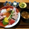 六時裏 浜庖丁 - 料理写真:浜の海鮮丼(2013/12/02撮影)