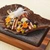 梅の花 - 料理写真:豚角煮の朴葉味噌焼き  豚角煮の朴葉味噌焼き 1,000円