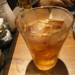 しもたや - ウーロン茶¥300TT