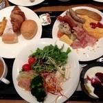 ガーデンレストラン オールデイ ダイニング - 朝食ブッフェ (2013.11.25)