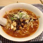 瑞鳳 - ジョロキア蒙古湯麺 880円☆(第三回投稿分②)