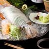 博多 なぎの木 - 料理写真:イカの活き造り