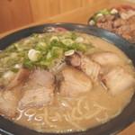 一力 - 料理写真:【お得なランチセット】ラーメン+飯ものの3種類のセットがあります!