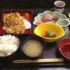 割烹 桂 - 料理写真:刺身と甘海老のカキ揚げ