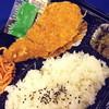 いちよう - 料理写真:ササミチーズカツ弁当(550円)