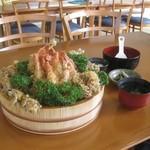 お食事処 はくさい - 富士山丼(3776円)
