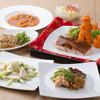 中国料理 桃花林 - 料理写真:グランド「蘭」コース(昼・夜)お一人様¥6,000(税・サービス料別)