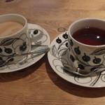 マリポサカフェ - チャイ&紅茶