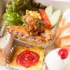 和水や - 料理写真:ランチBOX525円内容は毎月変更