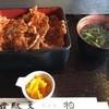 韋駄天 - 料理写真:炭焼豚重