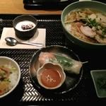 22901560 - 竹の子と鶏肉の辛口ビーフン