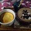 カフェコージー - 料理写真:ベイクドチーズケーキとココア