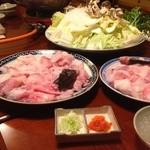 弁天寿し - 料理写真:アンコウ鍋