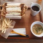 グローブテラス - サンドイッチセット