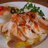 ポコリット - 料理写真:ランチで人気のチキンオーバーライス