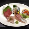 牡蠣小屋浜焼番兵 - 料理写真:お刺身定食(ランチメニュー)