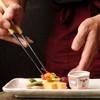 まんざら亭 - 料理写真:京都なら、輸送時間がほぼゼロで新鮮な食材がそのまま味わえる、京野菜を味わうのが正解です。