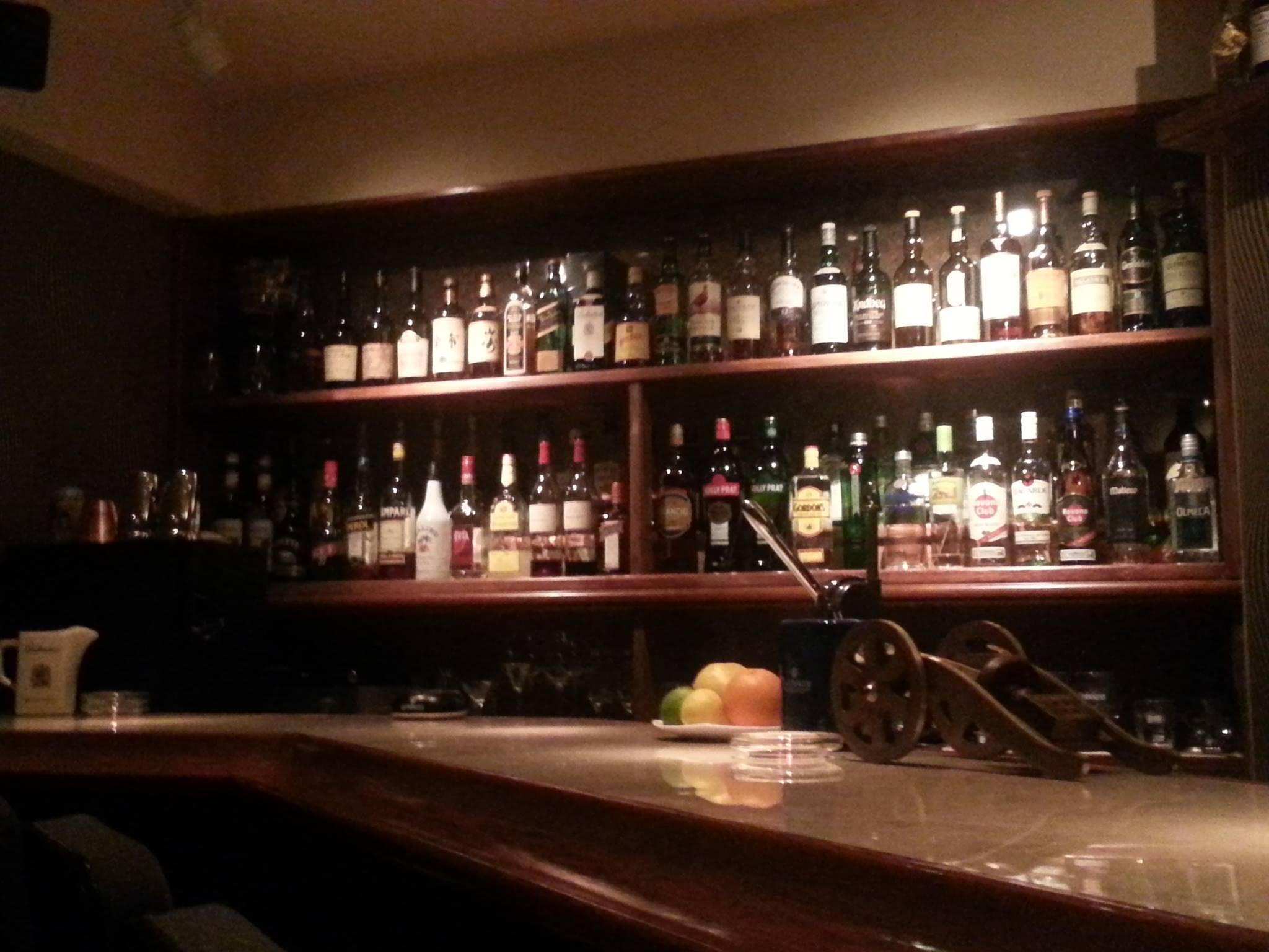 Bar Komatsu