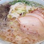 Ramenkokinta - 料理写真:650えん ラーメン2013.11