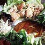ニャーヴェトナム - 【ラウ・ガー・サテ】レモングラス香る辛口の鶏鍋