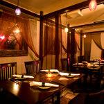 ニャーヴェトナム - 3階別室「アネックス」 ご飲食料金6万円以上でご利用できます。20~30名様までの宴会に!
