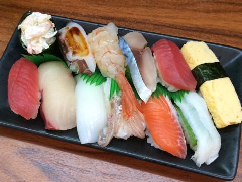 たっちゃん寿司
