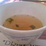 22934755 - 牛蒡のスープ