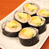 入ル - 料理写真:韓国の海苔巻きキムパ◎