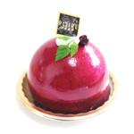 ポアール - カシスフロマージュ (420円) '13 11月上旬