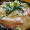 づけ丼屋 桜勘 - 料理写真:1000えん カンパチづけ丼定食W2013.11