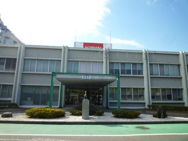 キリンビール 滋賀工場