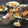 浮橋 - 料理写真:月替わりのお楽しみ会席(イメージ)