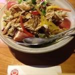 豆助 - ごぼうサラダ 662円