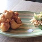 nico - 【12月ごはん】チキンフリットと切り干し大根のサラダ