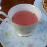 瑞江 - ザクロ茶280円