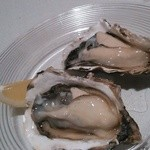 レストラン45 - 生牡蠣