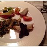 レストラン45 - 前菜美味しすぎます!