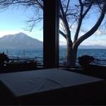 レイクサイドヴィラ 翠明閣 - 最高の景色でした