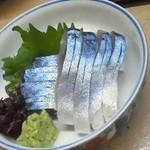 三楽 - 131130大阪 三楽 しめ鯖