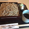 清かわ - 料理写真:田舎せいろ蕎麦