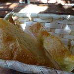 アルブォニッシモ - 自家製パン