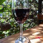 アルブォニッシモ - グラスワイン赤
